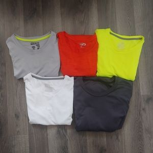 5 Athletic Tops
